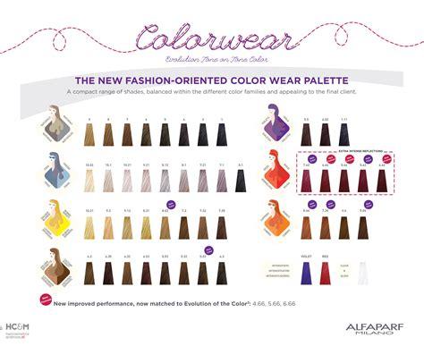 alfaparf color chart alfaparf colorwear 2015 color chart no