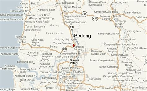 Bedong 4 In 4 bedong location guide