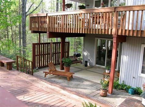 balcony deck design lightandwiregallery