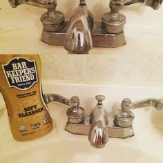 Bar Keepers Friend For Shower Doors by Use Bar Keepers Friend To Remove Water Stains From