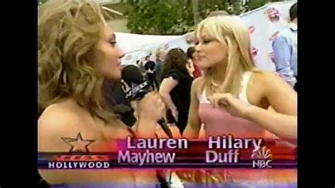 The Feud Avril Lavigne Hilary Duff by Avril Lavigne And Hilary Duff Feud 2004