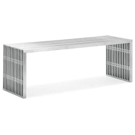 used stainless steel benches novel brushed stainless steel bench large dcg stores