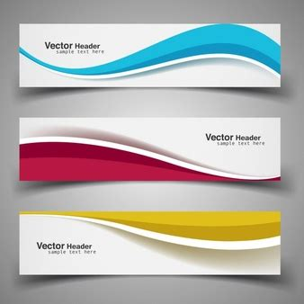 header graphic design definition wave vectors photos and psd files free download
