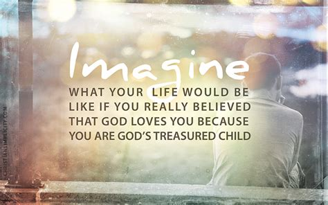 themes about god s love god loves me because i am god s treasured child