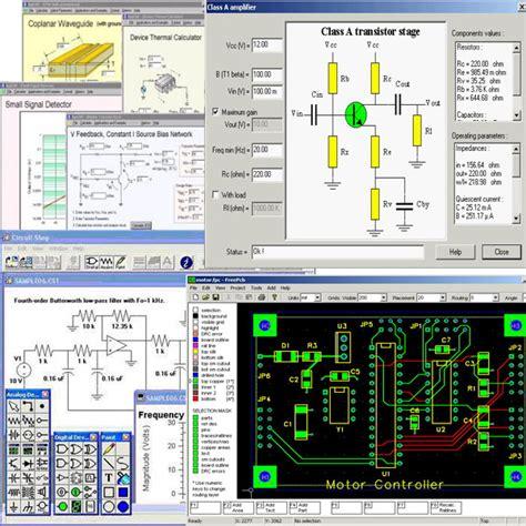 free ic layout software elektronik devreler yazılım free electronic circuits