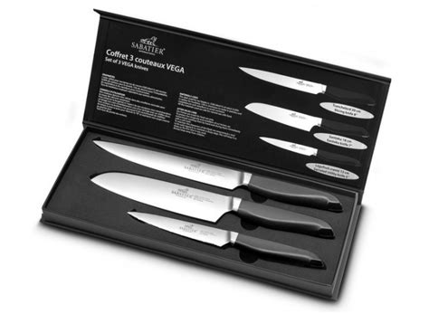 sabatier 3 piece kitchen knife set proven 231 ao series sabatier vega 3 piece knife set mychefknives co uk