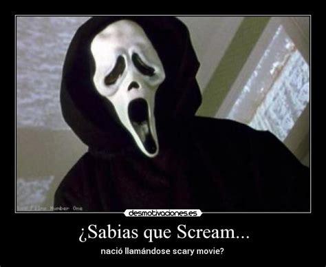 Scream Wazzup Meme - scary movie memes