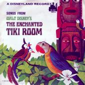 songs from walt disney s the enchanted tiki room by