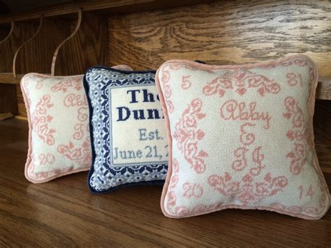 wedding ring bearer pillow needlepoint kits and canvas