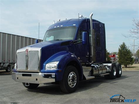 2015 Kenworth T880 For Sale In Richmond Va By Dealer