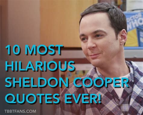 10 most hilarious sheldon cooper quotes with