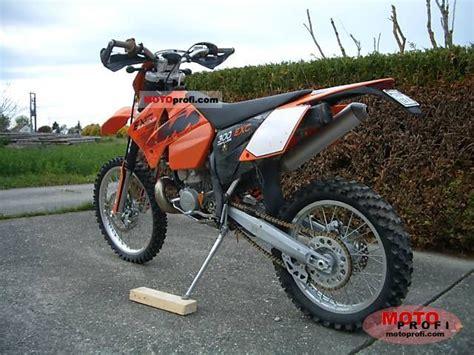 2006 Ktm 300 Exc Ktm 300 Exc 2006 Specs And Photos
