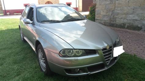 Alfa Romeo 156 Crosswagon Sw Q4 1 9 Jtd Progression 4x4