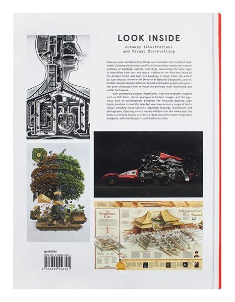 look inside gestalten look inside cutaway illustrations and visual