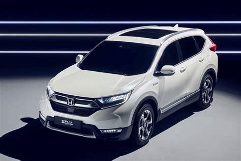 Honda Crv Hybrid 2018 by Honda Cr V Nel 2018 Arriva La Hybrid
