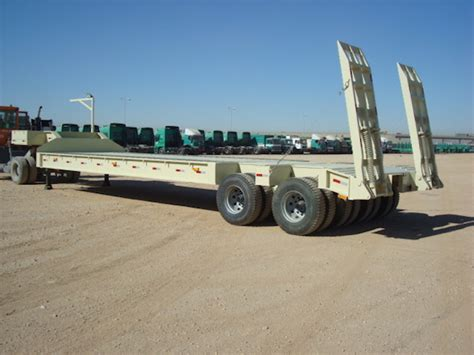 low bed trailer low bed trailer for sale lowboy trailer manufacturers