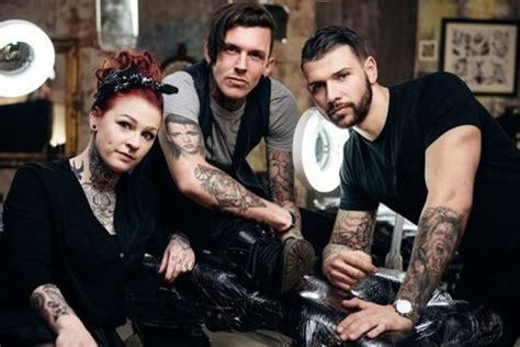 tattoo fixers ed sheeran harry styles tattoo artist kevin paul says tattoo fixers