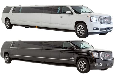 Luxury Limousine by Luxury Stretch Limousine 16 Passenger Royal Excursion