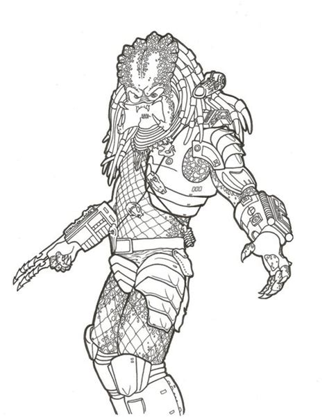 predator coloring pages for kids gt gt disney coloring pages