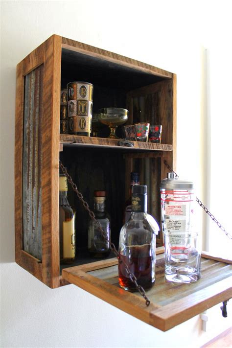 how to hang garage cabinets rustic hanging liquor cabinet murphy bar wall bar