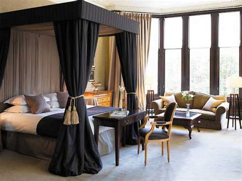 Hotel Style Bedroom Design Ideas Cool Hotel Bedroom Design With Canopy