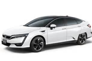 Honda Fuel Cell 2016 Honda Clarity Fuel Cell Review Price Release Date