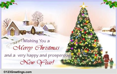 merry christmas  happy  year  business