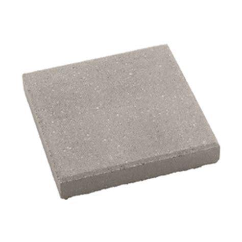 shop gray square concrete patio common 12 in x 12