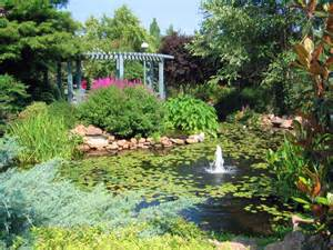 Botanical Gardens Okc Myriad Botanical Gardens