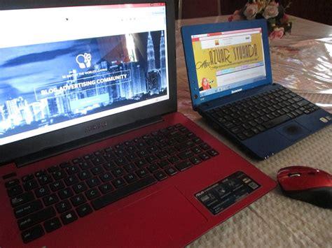 Laptop Asus Dual X453m my new laptop asus x453m azwar syuhada