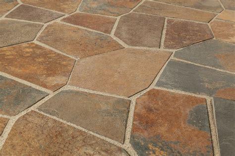 brown patterned floor tiles free sles roterra slate tile meshed back patterns