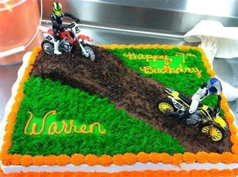 motocross bike cake dirt bike cake pinteres