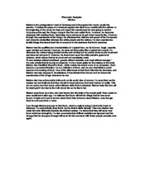 litcharts heart of darkness themes essay on heart of darkness racism