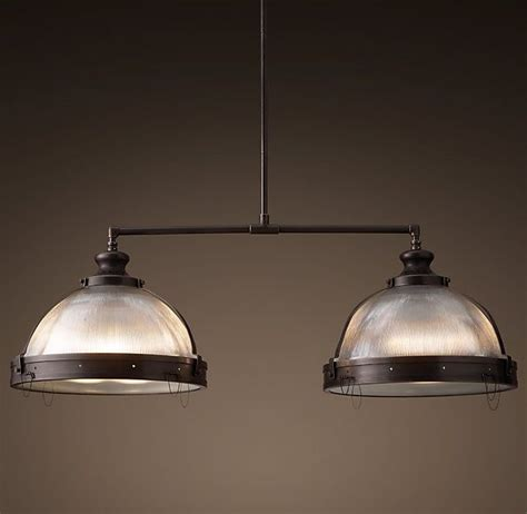 restoration hardware kitchen lighting clemson prismatic double pendant restoration hardware