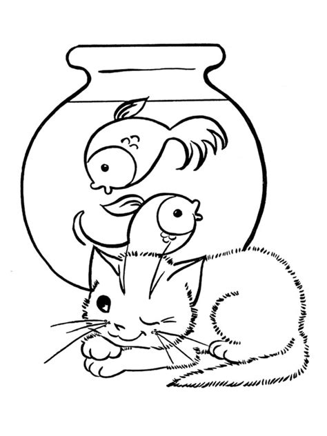 coloriage de chaton a imprimer az coloriage chaton 65 animaux coloriages 224 imprimer