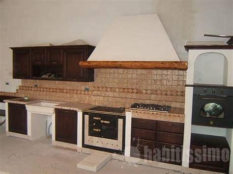 cappe da cucina rustiche cappe in muratura componenti cucina