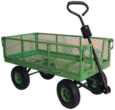 Garden Wagon 10 Easy Pieces Garden Carts And Wagons Gardenista