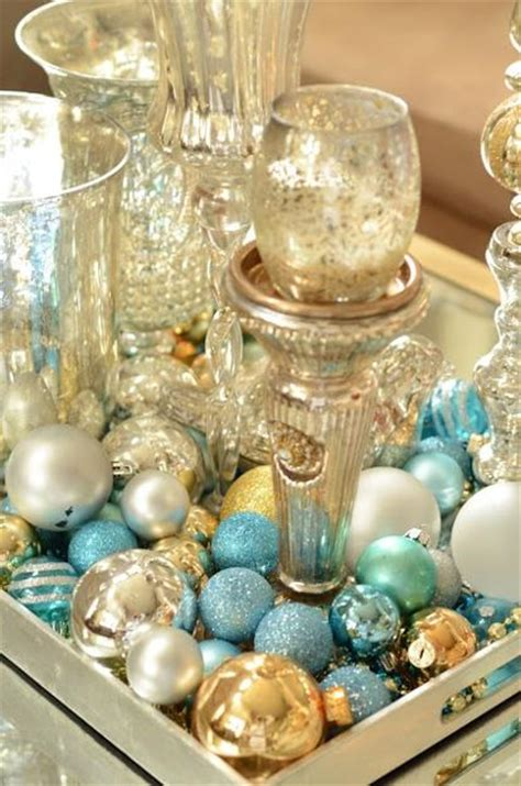 Ideas For Decorating With Blue And White Recycled Things by 25 Ways To Recycle Tree Decorations For Creative