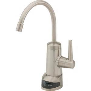 superb Brushed Nickel Kitchen Sinks #5: pnrq21rbn__ge_profile_filtration_system_reverse_osmosis_brushed_nickel_faucet___15_gallons.jpg