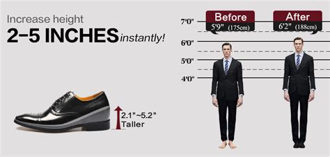 shoes to make taller elevator shoes chamaripa elevator shoes