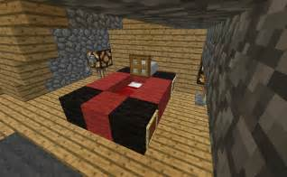 minecraft bedroom furniture gallery for gt fancy bed minecraft