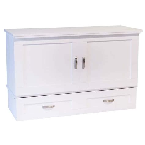 town and country cabinets town and country cabinet bed in white paint