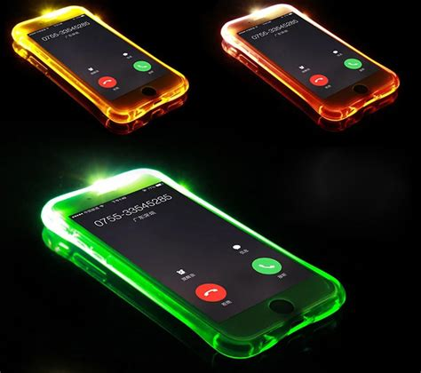 Samsung Galaxy Led Flash buy new soft tpu led flash light up remind incoming