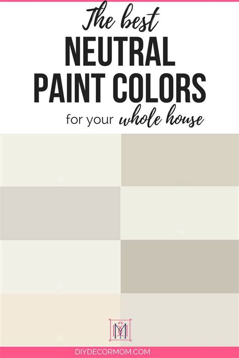 neutral paint colors the best 8 neutral paint colors for
