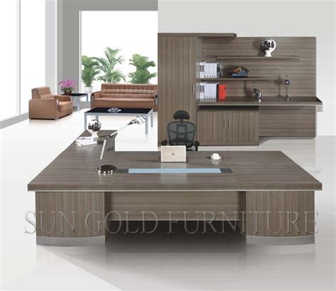 luxurious office furniture 2015 melamine luxury office furniture executive desk sz od428 buy office furniture