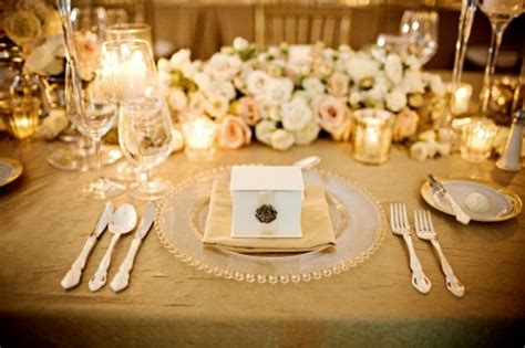 gold wedding decorations gold wedding table decorations wedding ideas for you