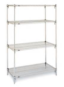 Steel Shelving Labrepco Stainless Steel Shelving
