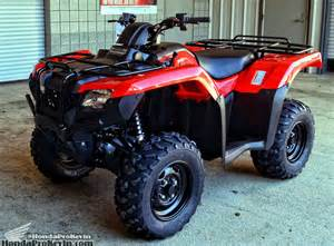 honda four wheelers rancher www galleryhip com the