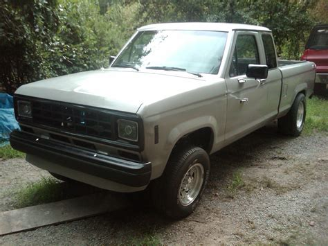 1986 Ford Ranger by Ashtrizzney S 1986 Ford Ranger Cab In Delray Fl