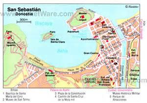 map of san sebastian spain imsa kolese